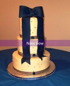 Navy Bow2